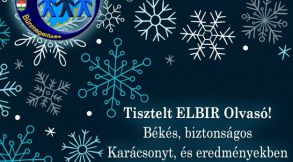 ELBIR.- Karácsony